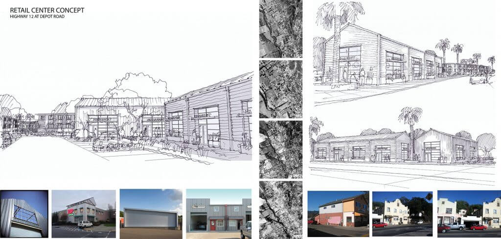 TBE Architecture - Concept Board