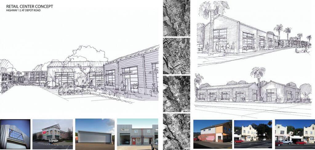 TBE Architecture - Concept Board
