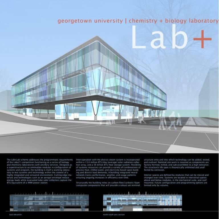 TBE Architecture - Washington DC